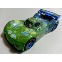 Disney Cars Carla Veloso Original Mattel Loose Mcqueen