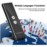 Tradutor Portatil Voz Translator Inteligente Speech