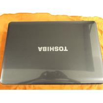 Carcaça Completa Toshiba Satellite L500-13w