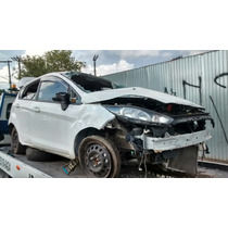 Ford New Fiesta 2014 Sucata 10000 Em Peças Retirada De Pç
