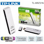 Adaptador Usb Wireless Tp-link Tl-wn721n 150 Mbps Wi-fi Novo