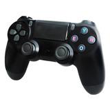 Controle Ps4 Haiz Slim Dualshock  Black Com Fio Resistente