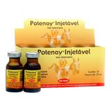Potenay Injetavel 10ml C/10 Frascos - Original