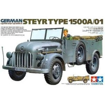 Tamiya Models 1/35 German Steyr Type 1500a/01 Truck