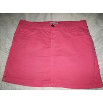 Saia Jeans Color Tamanho 42