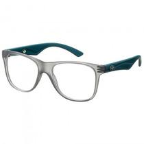 Armação Óculos Grau Mormaii Lances 120261253 Cinza- Refinado