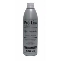 Escova Progressiva Pró Liss Algas Marinhas - 500ml