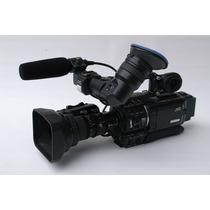Filmadora Hdv Profissional Jvc Gy Hd 110 - Excelente Estado