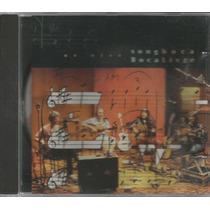 Cd Boca Livre - Songboca - Ao Vivo - 1994