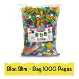 Blocos De Montar 1000 Peças Brinquedo Frete Gratis