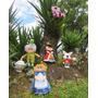 Alice No País Das Maravilhas - Decoração De Festas - Feltro
