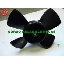 Motor Da Ventoinha + Hélice Corsa Sem Ar