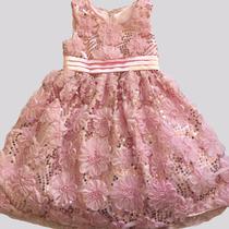 Vestido Festa Infantil Importado 2 Anos American Princess