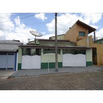 Vendo Casa Ampla Com Piscina, Churrasqueira, 5 Vagas