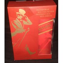 Red Label Edição Especial Com Placa Comemorativa