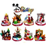 Disney Club Do Mickey Set 8 Figuras Mickey Coca-cola Natal