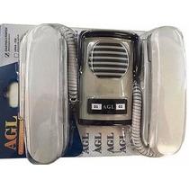 Porteiro Eletrônico Coletivo 2 Pontos Agl + 2 Monofones Agl