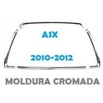 Moldura Cromada Asx 2010 2011 2012 Friso Cromado #mitparts