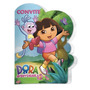 Convite De Festa De Aniversário Dora Aventureira 8 Unidades