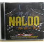 Funk Black Dance Pop Cd Naldo Na Veia Tour Lacrado