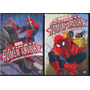 Dvd Marvel Lote C/ Ultimate Homem-aranha 1ª Temporada Origin