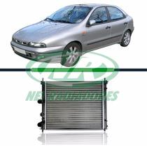 Radiador Fiat Brava 1.6 16v 00 - 01 C/ar Mec