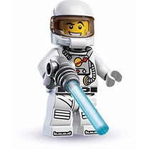Lego Minifigures Series 1 Spaceman 8683 Original