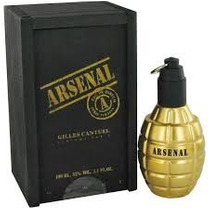 Arsenal Gold 100ml Original Com Garantia