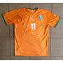 Camisa Original Costa Do Marfim 2010 Home #11 Drogba