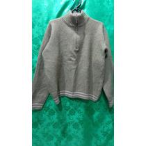 Blusa Feminina De Lã Marca Tessuto Tm/ G