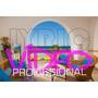 Produção De Lyric Vídeo Profissional (vídeo-clipes / Indoor)