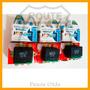 Kit Lâmpada Super Branca H7 100w + H1 100w + H3 100w+3 Reles