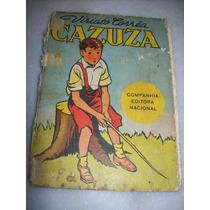 Livro - Cazuza - Viriato Corrêa - 22 Edição - Usado