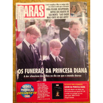 Revista Caras 12 Setembro 1997 Funeral Princesa Diana