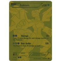 Zekrom - 115/113 - Full Art Ultra Rare Black & White Secreto