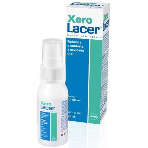 Antisséptico Enxaguatório Bucal Xerolacer Spray 30ml
