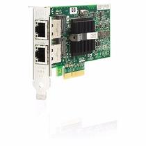 Placa De Rede P/ Servidor Hp-dual Gigabit Pci-e - 412648-b21