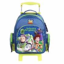 Mochila De Rodinhas Toy Story Galaxy G - 60464 Dermiwil