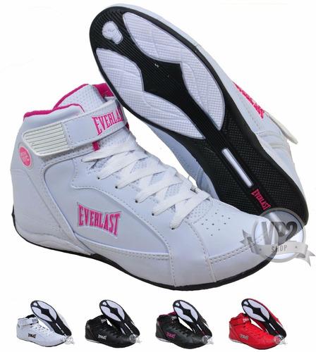 ff710a86dab Tênis Feminino Bota Everlast Jump Cano Alto Super Promoção! à venda ...