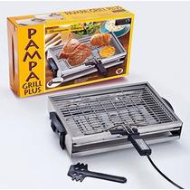 Churrasqueira Elétrica Anurb Pampa Grill 110v Ou 220v