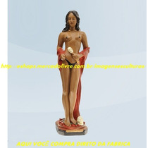 Escultura Pombagira Padilha Rainha Imagem 40cm Promoção Ml