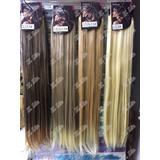 Cabelo Tictac 60cm 18/613 Loiro Ombre Hair Californiana 130g