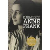 Diário De Anne Frank Livro Novo Lacrado Com Fotos Autenticas