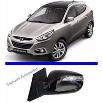 Retrovisor Hyundai Ix35 Ix-35 2010 2011 2012 2013 Par