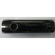 Frente Cd Player Sony Xplod Cdx Gt 447 Ux