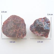 Granada Natural Bruta Pedra Preciosa 3191