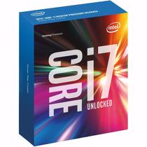 Intel Core I7 6700k Lga 1151 Skylake 4.0ghz 8mb 6