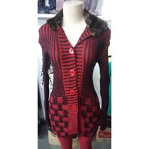 Sobretudo Casaco De Lã Feminino Excelente Qualidade Promoção