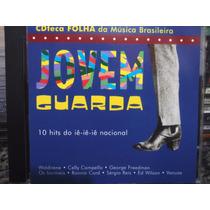 Cd - Jovem Guarda - Cd Teca Folha Da Música Brasileira