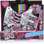 Bolsa Personalizada Com Canetinha Monster High Fun Diverta